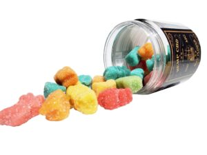 CBD Gummy Bears Broad Spectrum 1