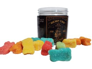 CBD Gummy Bears Broad Spectrum